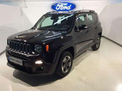 usado Jeep Renegade 2.0Mjt Longitude 4x4 AD 103kW Impuestos y cambio d
