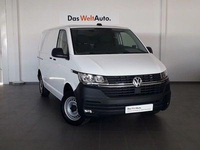 usado VW Transporter 6.1 Furgón Batalla Corta 2.0 TDI EU6 SCR BMT 81 kW (110 CV) 5 Vel. 2.800