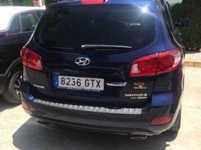 usado Hyundai Santa Fe 2.2CRDi Style F 5pl. Aut.