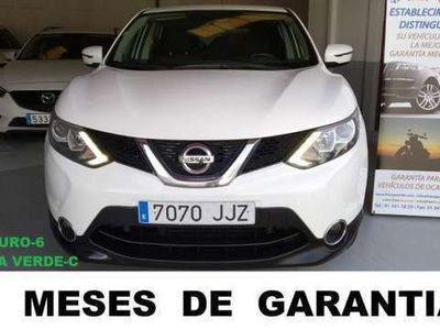 usado Nissan Qashqai 1.5dCi Tekna 4x2
