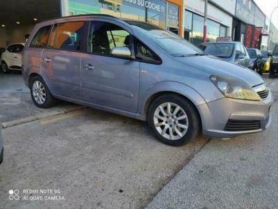 usado Opel Zafira