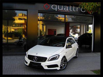 usado Mercedes A45 AMG A 45 AMG4MATIC LIBRO DE MANTENIMIENTO GARANTIA