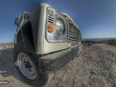 usado Land Rover Defender 130 2.5 TD5 Doble Cabina Caja E