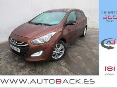 usado Hyundai i30 Cw 1.6 Crdi 110cv Tecno S 5p. -14