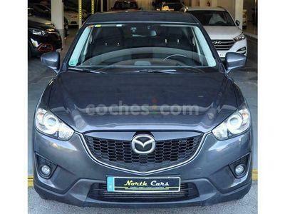 usado Mazda CX-5 Cx-52.2de Style 2wd 150 cv en Burgos