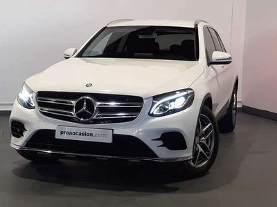 usado Mercedes GLC220 GLGLC-CLASS2.1 D AUTO 4MATIC 170 5P