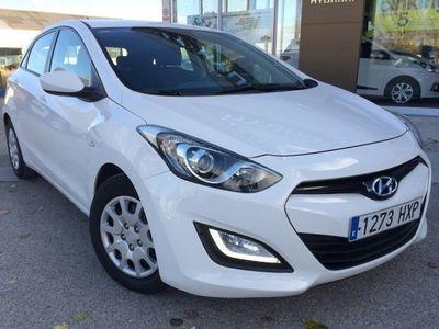 usado Hyundai i30 1.6CRDi Klass 5 PUERTAS DIESEL 110CV