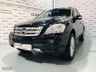 usado Mercedes ML350 Aut.