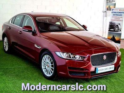usado Jaguar XE 2.0 Diesel Portfolio AWD Aut. 180