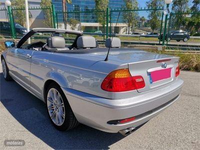 usado BMW 330 Cabriolet Serie 3 E46/2 Cabrio Aut. CUERO NAVI