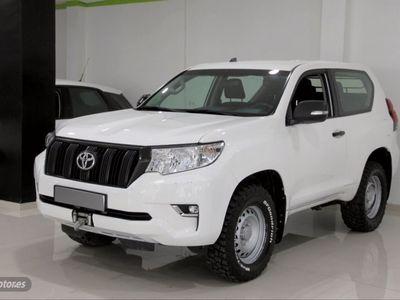 usado Toyota Land Cruiser 2.8 D4D GX