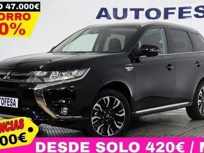 usado Mitsubishi Outlander P-HEV 2.0 203cv Kaiteki 4WD 5p S/S Auto del 2018