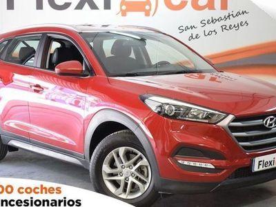 usado Hyundai Tucson 1.6 CRDi 85kW (116CV) Tecno 4x2, Segunda Mano, Madrid