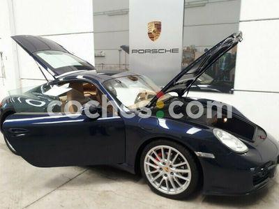 usado Porsche Cayman S Aut. 295 cv en Navarra