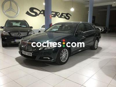usado Mercedes E350 Be Elegance Aut.