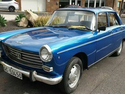 usado Peugeot 404 1968