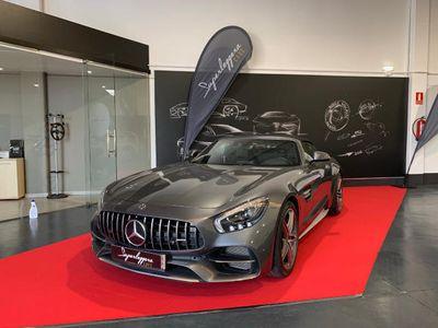 usado Mercedes AMG GT C Roadster IVA DEDUCIBLE!