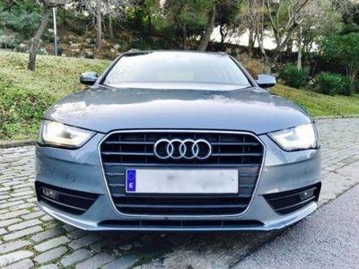 usado Audi A4 Avant 2.0 TDI 143CV. Multitronic. Garantia.