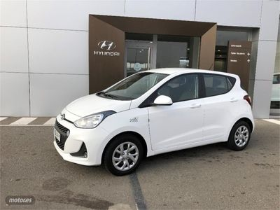 second-hand Hyundai i10 1.0 Tecno