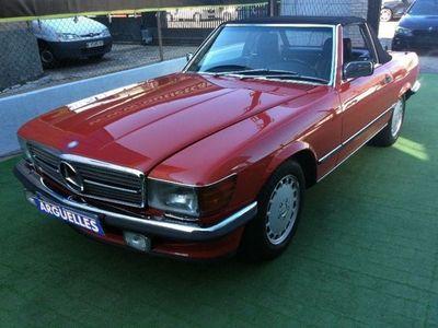 usado Mercedes 500 Clase SL CLASEMUY CUIDADO