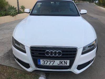 usado Audi A5 Cabriolet 2.0 TFSI 211