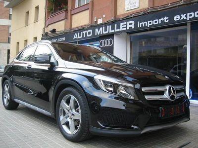 usado Mercedes GLA220 ClaseCDI 7G-DCT