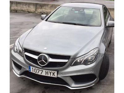 usado Mercedes E350 CGI Coupe 252CV