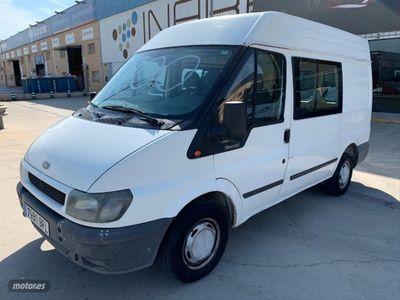 usado Ford 300 TransitS Bus M1 9 plazas Tourneo 100CV