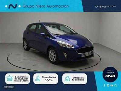 usado Ford Fiesta 1.1 Ti-VCT Trend+ 63 kW (85 CV)