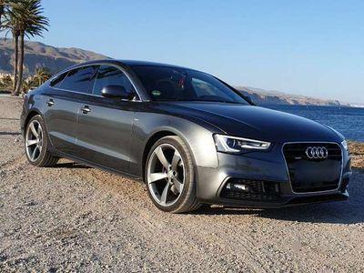 usado Audi A5 Sportback 2.0TDI S line ed. quattro 190 S line edi