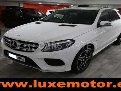 usado Mercedes GLE500 GLE 500e 4Matic 325 kW (442 CV) 5p
