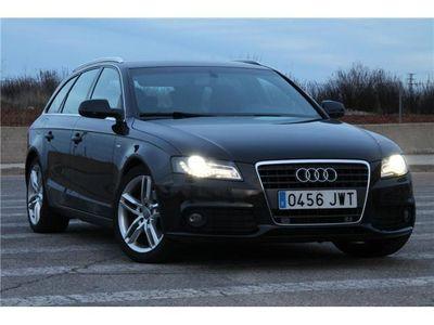 usado Audi A4 Avant 1.8 TFSI S Line BIXENON GPS CUERO