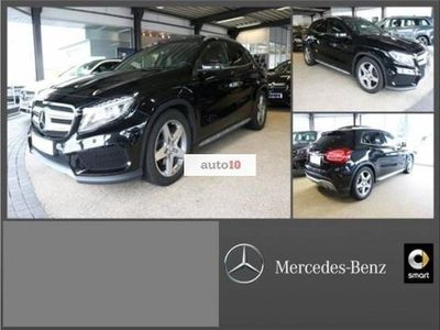 usado Mercedes GLA220 CDI 4Matic Aut.7G, AMG Line, Cámara, Techo pano