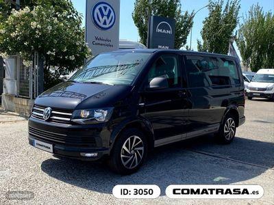 usado VW Multivan Outdoor Corto 2.0 TDI 110kW 150CV BMT