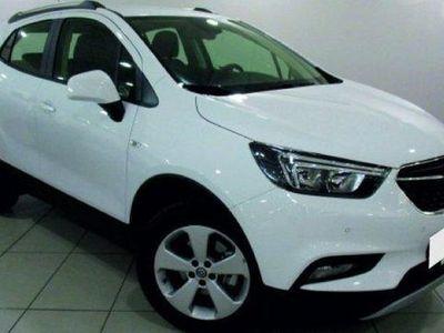 "used Opel Mokka "" X"" ""1 6 CDTI 136 CV 4X2 S&S SELECTIVE"""