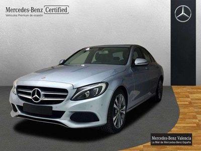 usado Mercedes C220 LASE d BERLINA