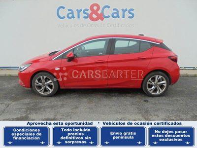 usado Opel Astra 1.6CDTi S/S Dynamic 110 5p