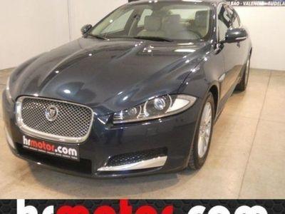 gebraucht Jaguar XF 2.2 Diesel Classic Aut.