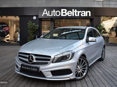 usado Mercedes A200 Clase ACDI AMG Line