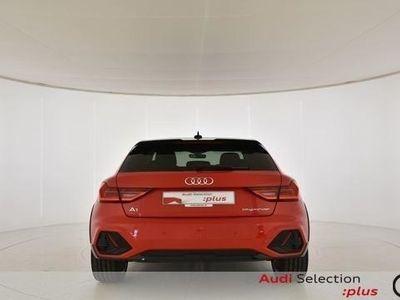 usado Audi A1 Citycarver 30 TFSI 85 kW (116 CV) S tronic Gasolina Rojo matriculado el 08/2020