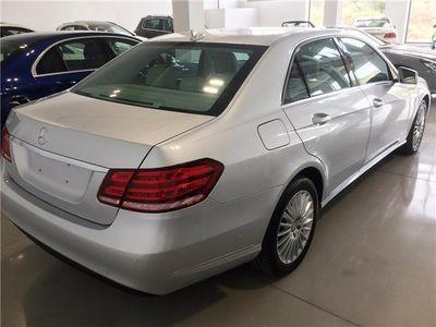 usado Mercedes E250 Clase EBlueTEC