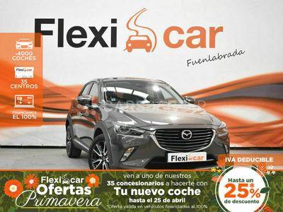 usado Mazda CX-3 1.5 SKYACTIV DE 77kW Luxury 2WD 5p