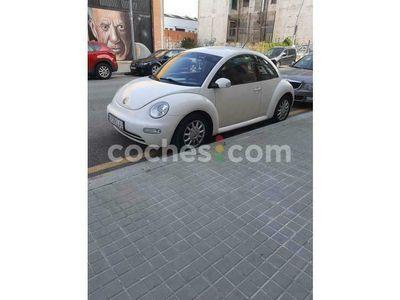 usado VW Beetle 1.6 102 cv en Barcelona
