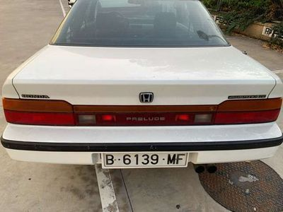 usado Honda Prelude 2.0i-16 4WS A.A.