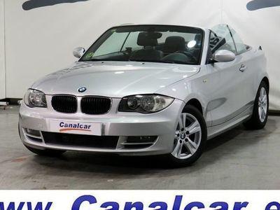 usado BMW 120 Cabriolet dA
