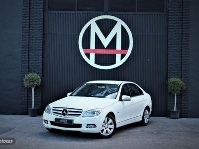 usado Mercedes C180 Clase CCGI Blue Efficiency