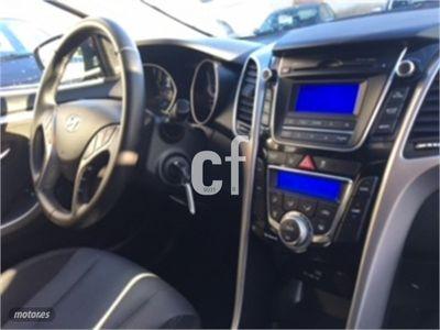 usado Hyundai i30 1.6 CRDi 110cv Black Line
