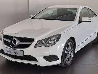 usado Mercedes E220 CDI Coupé 7G Plus (4.75)