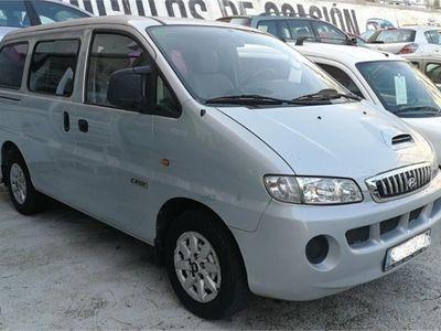 gebraucht Hyundai H-1 Van 2.5 CRDi VGT Top 6 plazas