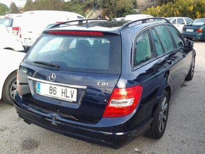 usado Mercedes C200 ESTATE CDI 136CV **307€/MES**